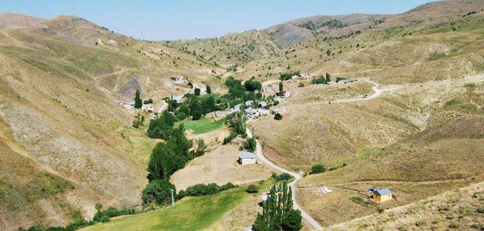 Erzincan Refahiye Çırağedigi Köyü Resimleri