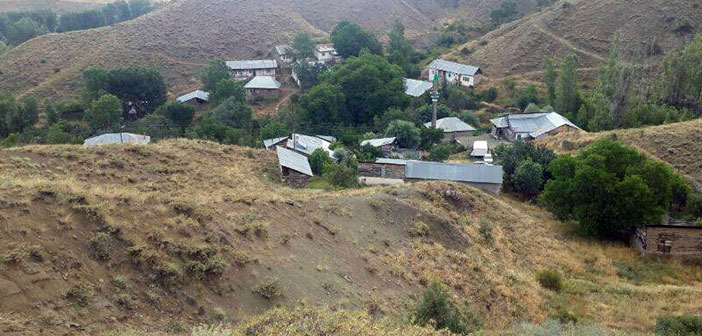Erzincan Refahiye Bölüktepe Köyü (Gelbulas)