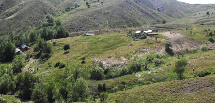 Erzincan Refahiye Gülensu Köyü Hıştolar