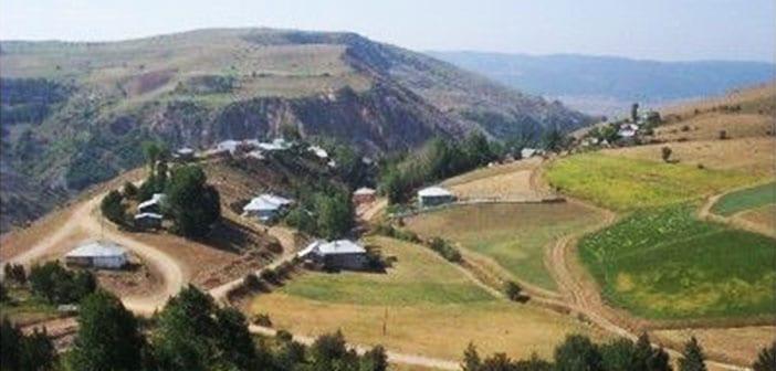 Erzincan Refahiye Çatak Köyü