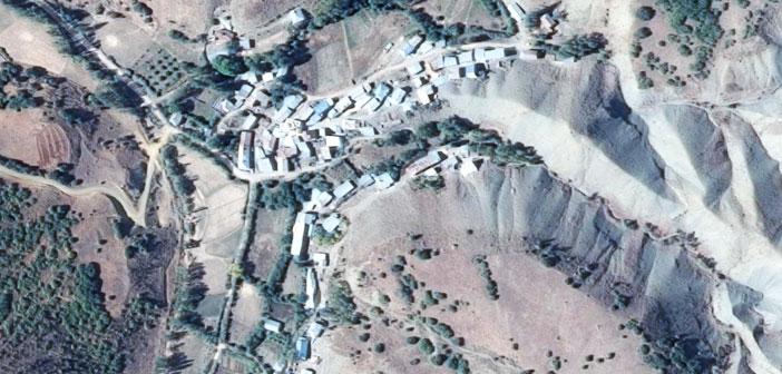 Erzincan Refahiye Bostandere Köyü