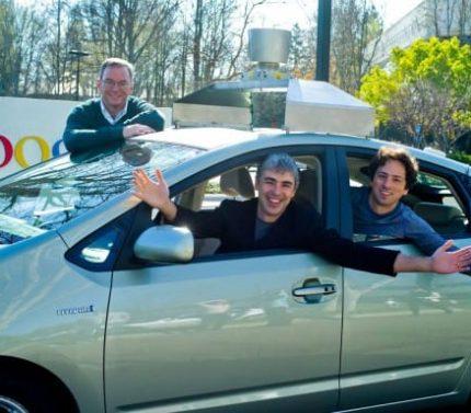Google Otonom Şoförsüz Araç