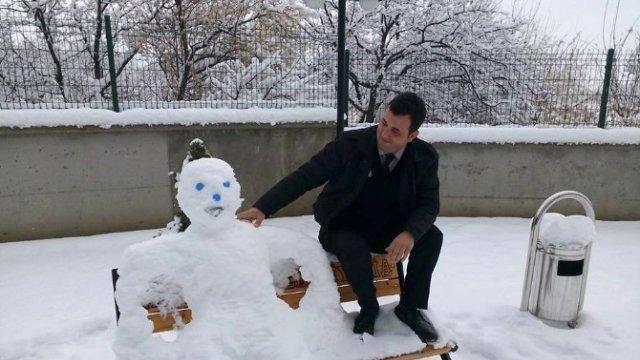 erzincan kar resimleri