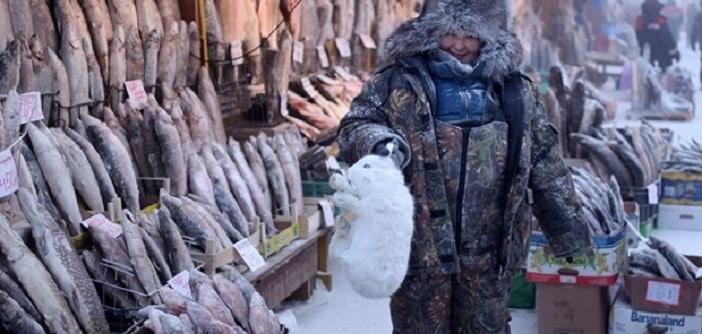 Sibirya Yakutistan Yakutsk Resimleri