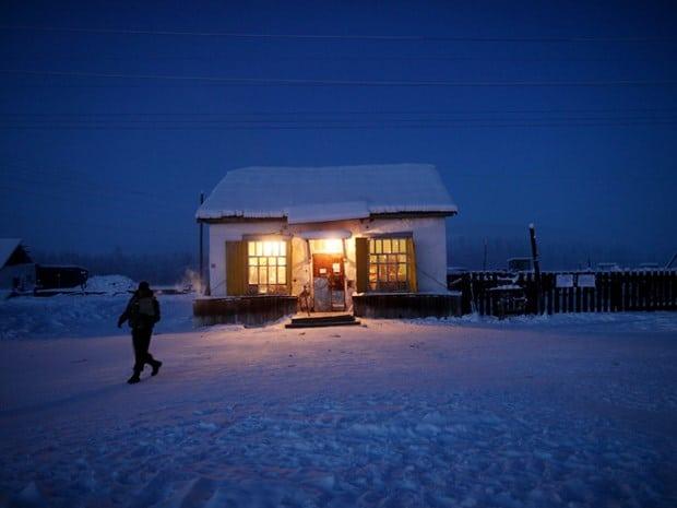 Yakutsk Sibirya resim