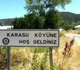 Karasu köyü resimleri