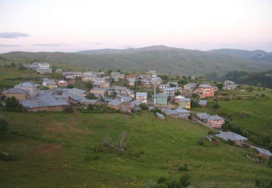 Erzincan Refahiye Perçem Köyü Resimleri