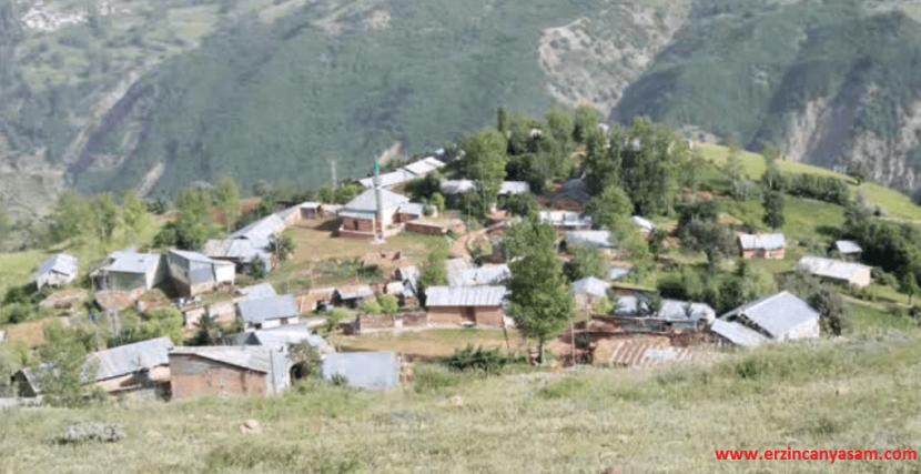 Erzincan Refahiye Mendeme Köy Çukuru Köyü Resimleri