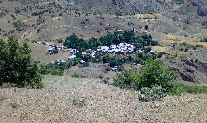 Refahiye Topağaç Köyü