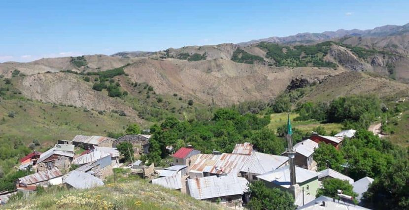 Refahiye Yaylapınar Köyü