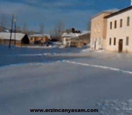 Refahiye Yazı Köyü