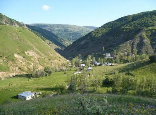 RefahiyeYukarısütlü Köyü